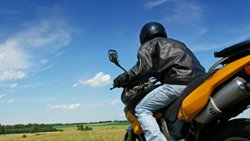 If you have been in a motorcycle wreck, call us immediately for a free consultation.